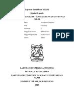 Laporan Praktikum KI2251