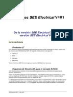 Novedades SEE Electrical V4R1