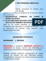 PATOLOGIE PULMONARA