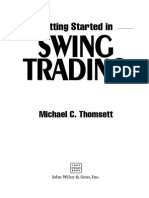 [Michael C. Thomsett] Getting Started in Swing Tra
