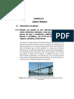 marco teorico puentes