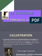 emmauel Kant