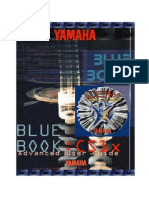 YAMAHA CS 1x Bluebook
