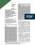 Estudo Comparativo de Membranas Colageno Com PTFE