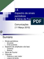 I-4 Série Fourier
