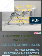 Instalaciones Electricas-Aspectos de Seguridad[1]