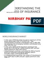 Complete Understanding of Insurance Business