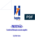 Eng. Helder Martins - Palestra Protensao