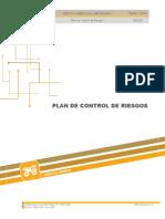TEC-09 Plan de Control de Riesgos Rev.1