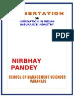 Innovation in Insurance Industry