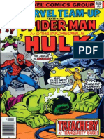 Marvel Team Up 54 Vol 1