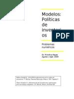 Modelos Politicas Inventario