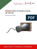 Estudio Sobre El Fraude a Traves de Internet Informe Anual 2009