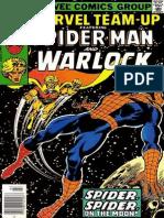 Marvel Team Up 55 Vol 1