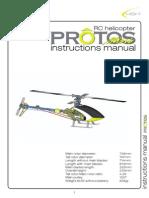 Msh Mini Protos Instruction Manual