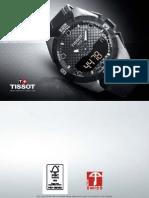 Tissot Catalogue2014 2015