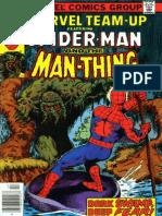 Marvel Team Up 68 Vol 1