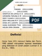 Makalah Home Care Afiliasi