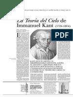 José Montesinos_ La Teoría Del Cielo de Kant