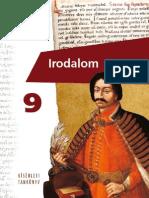 9. Irodalom Tankönyv