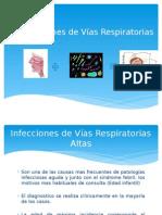 Infecciones de Vías Respiratorias Altas