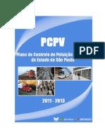 Plano de Controle de Poluicao Veicular Do Estado de Sao Paulo 2011-2013