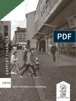 Rapport Finnaciare CREDIT