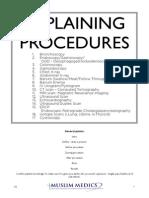 MM Explaining Procedures Handbook
