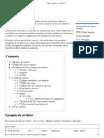 Fstab (Español) - ArchWiki