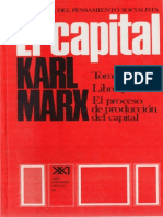 Karl Marx_El Capital_Tomo I_Vol 1