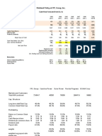 dividend policy at fpl group inc Dividend policy at fuyao glass harvard case solution & analysis  dividend  policy at fpl group inc (a) dividend policy at linear.