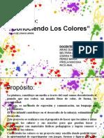 Conociendo Los Colores