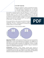 Acelerómetro, Giroscopio y Sensores Ultrasonido