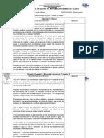 Diario de Observacion 24-Abril-2015