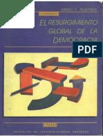 Linz- El resurgimiento global de la democracia