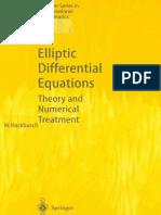Hackbusch - Elliptic Differential Equations