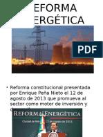 Reforma-Energética  Beneficios