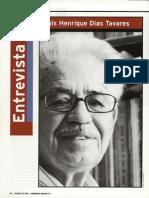 Revista Fapesp Entrevista Luiz Henrique D Tavares