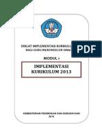 MODUL Materi 1 Implementasi Kurikulum 2013.pdf