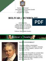 Bolivar Humboldt