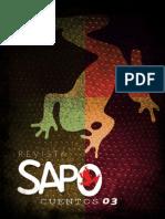Revista Sapo 03 Cuentos
