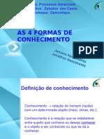 formasdeconhecimento-110409203057-phpapp01