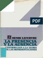 henri lefebvre la-presencia y la ausencia 1941.pdf