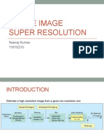Super Resolution