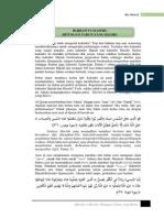 Hijriah vs Masehi; Hitungan Tahun Yang Keliru PDF