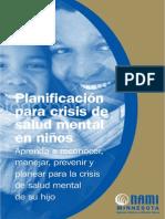 libro para niños en crisis