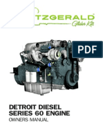 Detroit 60 Series Owners-manual