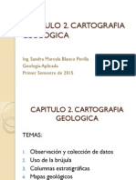 Capitulo 2. Cartografia Geologica