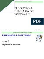 01 Introdução a Engenharia de Software