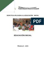 Didactica en Educ. Inicial